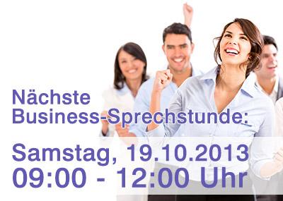 Business Sprechstunde Dr. Fricke Ritschel Dortmund Kirchhörde