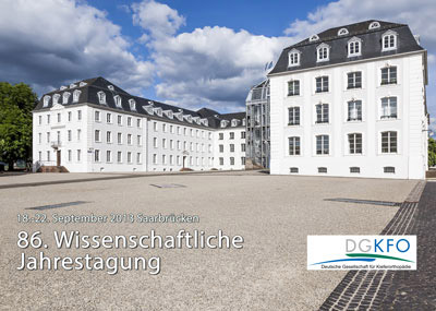 Schloss Saarbrücken DGKFO 2013
